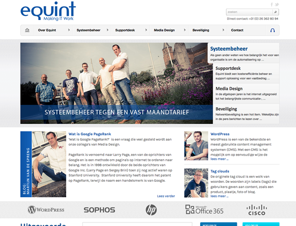 Website Equint